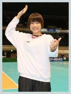 古賀紗理那が可愛い!超高校級で全日本に選出!