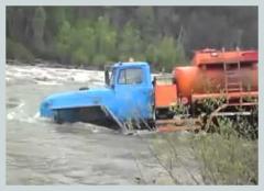 ロシアトラック