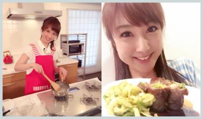 川田裕美は料理が上手でも独身?