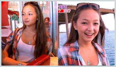 倉沢淳美の息子や娘の桂奈が美形揃い!